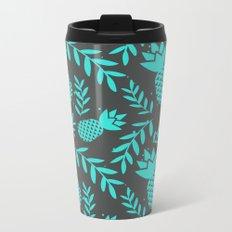 pineapple 210 Metal Travel Mug