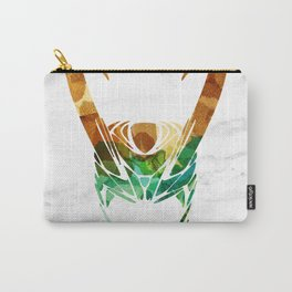 God of Mischief Carry-All Pouch