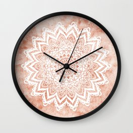 MANDALA SAVANAH Wall Clock