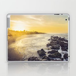 Happy Sunrise Laptop & iPad Skin