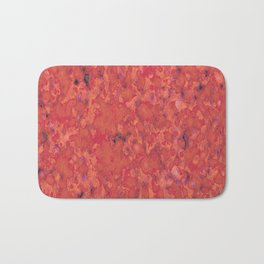 crazed colors 7 Bath Mat