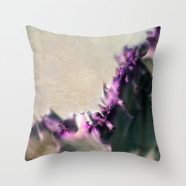 Euphorbia Throw Pillow