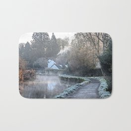 Causeway To The Chequers Bath Mat