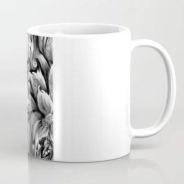 Frontal cortex. Pedals in my mind. Coffee Mug