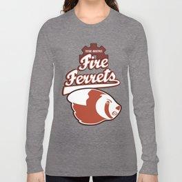 Future Industries Fire Ferrets Long Sleeve T-shirt