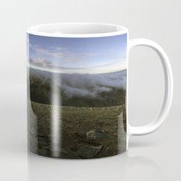 Slieve Donard mountain view Coffee Mug