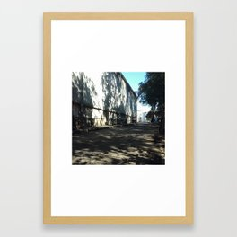 #Photo #224 #GrowingInFaith / #CatchingLight and #Shadows Framed Art Print