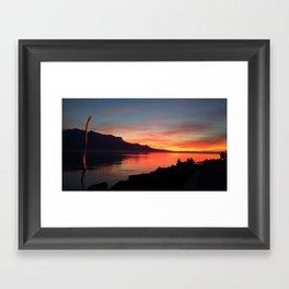The Fork II Framed Art Print