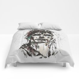 Staggered Comforters
