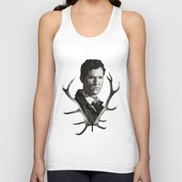 true detective Tank Tops featuring True Detective by ConnorEden