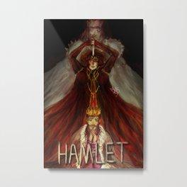 Prince of Darkness  Metal Print