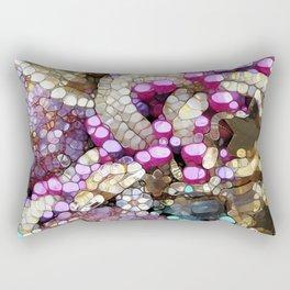For the Love of BLING! Rectangular Pillow