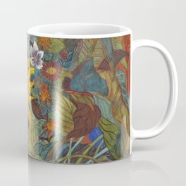 flower 2【Japanese painting】 Coffee Mug