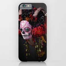 Midnight Muertita Harvest Slim Case iPhone 6s