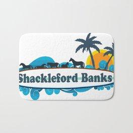 Shackleford Banks - North Carolina. Bath Mat