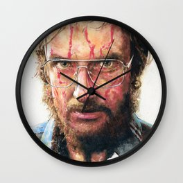 The Stepfather Wall Clock