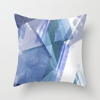sport Throw Pillows featuring Sport. by Amelia Temple