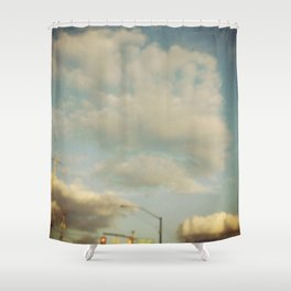 Drift Away Shower Curtain