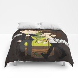 Kaijus! Comforters