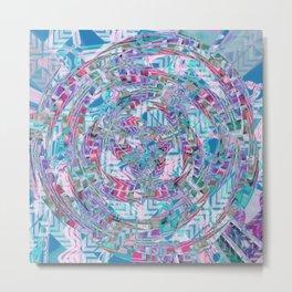 Big Bang, Harmony Metal Print