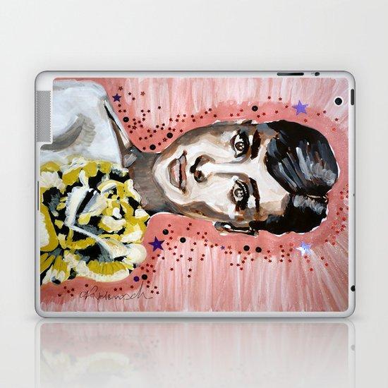 Audrey Hepburn 2 Laptop & iPad Skin