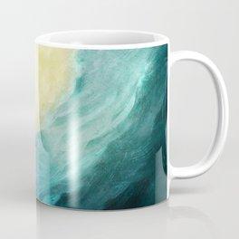 Through Stormy Waters Coffee Mug