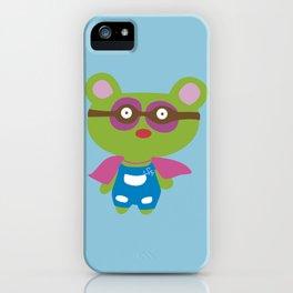 """"""" Super Mapache"""" iPhone Case"""