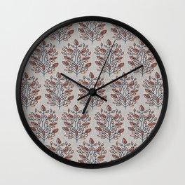 YUMI SUNSET Wall Clock