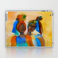 African costumes Laptop & iPad Skin