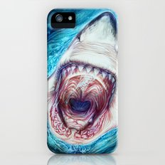 Wild Shark Slim Case iPhone (5, 5s)