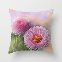 the beauty of a summerday -93- Throw Pillow