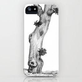 Gnarly Oak Tree iPhone Case