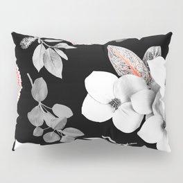 Night bloom - moonlit flame Pillow Sham
