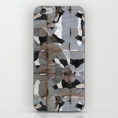 Rorschach Quilt iPhone & iPod Skin