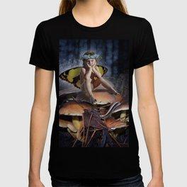 Mad Mushroom Fairy T-shirt