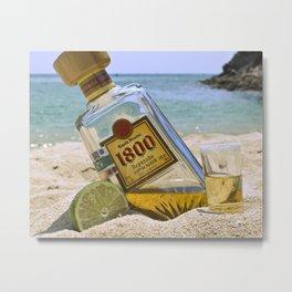 Tequila! Metal Print