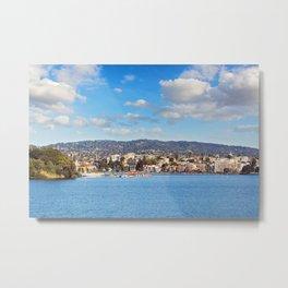 Lake Merritt Panorama - Oakland, California Metal Print
