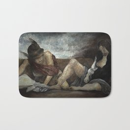 My version of Velasquez Bath Mat