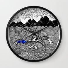 Leviathan Wall Clock