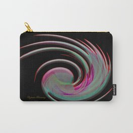 The whirl of life, W1.4B Carry-All Pouch