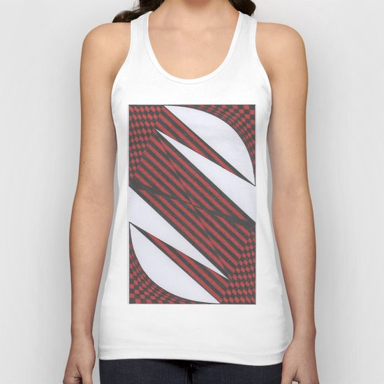 Shifting Gear Unisex Tank Top