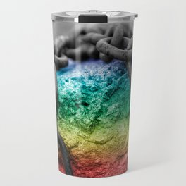 Breaking the Chains Travel Mug
