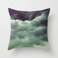Witches Brew III Throw Pillow