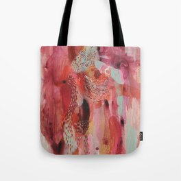 Return To Skin Tote Bag