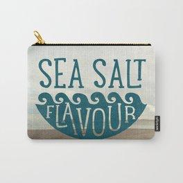 SEA SALT FLAVOUR Carry-All Pouch