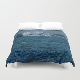 Land and Seascapes Duvet Cover