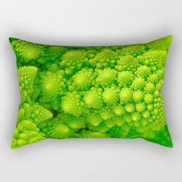 Broccosaurus Rectangular Pillow