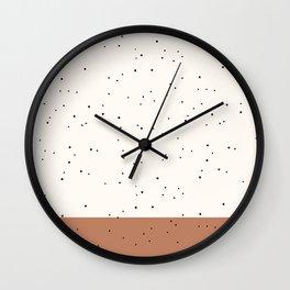 Speckleware Wall Clock