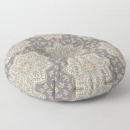 Nurturing Neutrals Mandala Floor Pillow