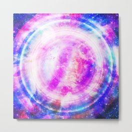 Galaxy Redux Metal Print